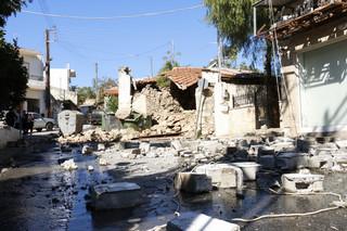 Trzęsienie ziemi na Krecie. Jedna ofiara i 11 rannych