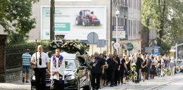 Pogrzeb kuzyna prezydenta w Bytomiu. Został zabity