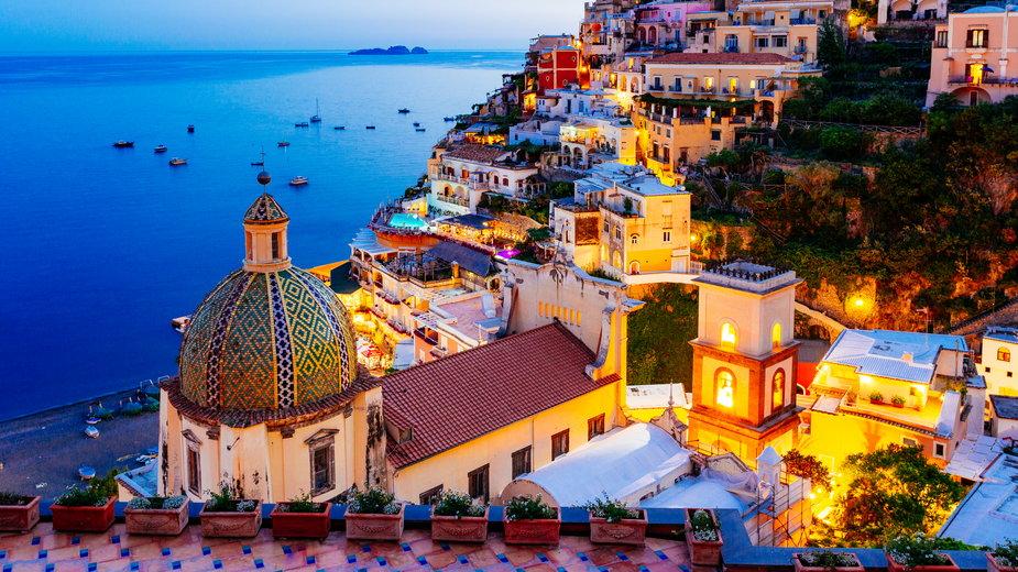 Turyści z krajów UE mogą wjechać do Włoch bez konieczności odbycia kwarantanny