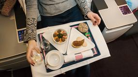 6 faktów o jedzeniu w samolocie