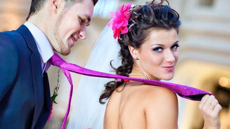 Po ślubie lepszym zdrowiem cieszą się mężczyźni, a nie kobiety