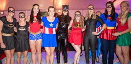 Gwiazdy kobiecego tenisa w przebraniach superbohaterów! GALERIA