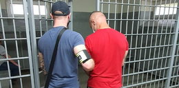 Opuścił więzienne mury i kilkanaście godzin później znów trafił do celi. Jego wyjaśnienia zaskakują