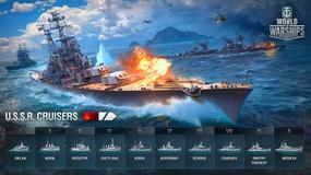 World of Warships - szykujcie się na sowieckie krążowniki