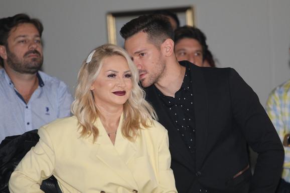 Goca Tržan, promocija singla