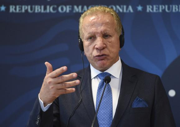 Bedžet Pacoli kaže da će Ani Brnabić biti zabranjen ulazak na Kosovo
