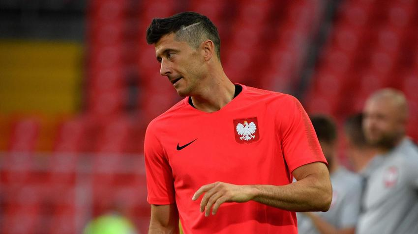 Mundial 2018 W Rosji Robert Lewandowski Z Nową Fryzurą Co Zmienił