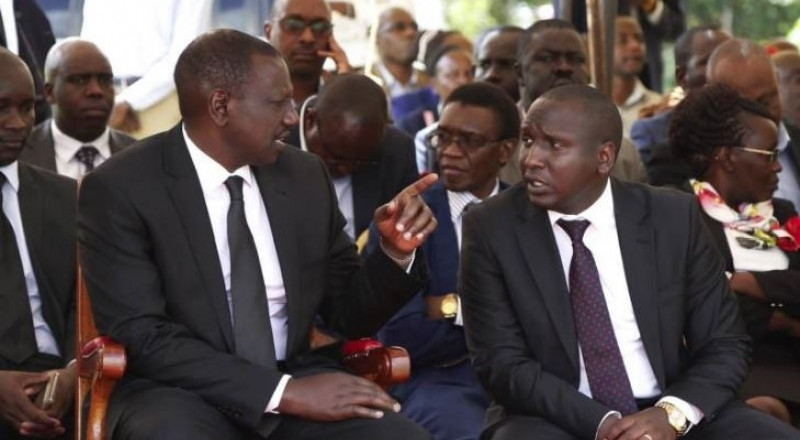 Bank accounts of Senators who voted against one man one shilling have been frozen - Senator Aaron Cheruiyot