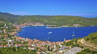 Wyspa Vis w Chorwacji