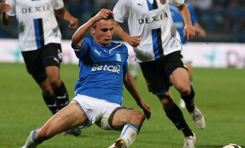 Lech pokonał Club Brugge