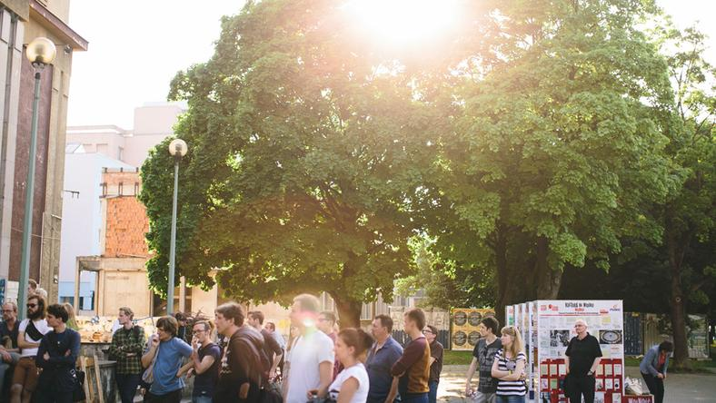 Grolsch ArtBoom Festival 2014 (fot. Michał Ramus, www.michalramus.com)
