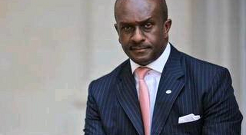 Meet Dele Babade, the new acting chairman of Diamond Bank Plc