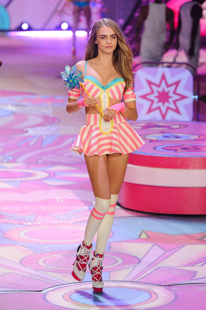 Cara Delevingne Victoria's Secret