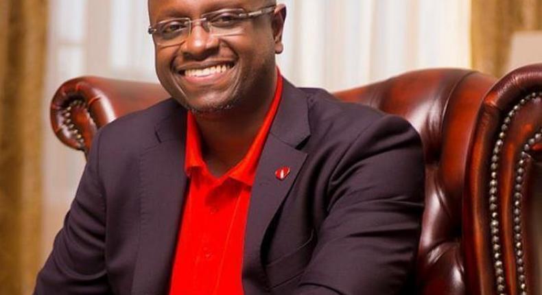 Peter Njonjo, Twiga Foods CEO.