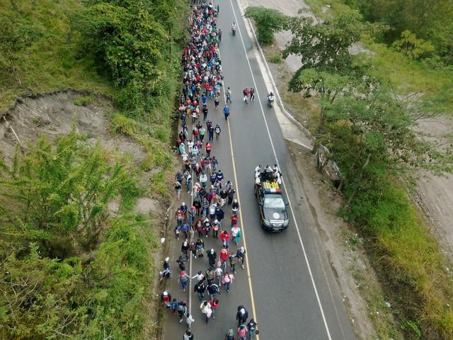 Migranti iz Hondurasa