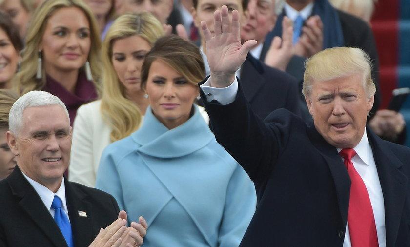 Zaprzysiężenie 45. prezydenta USA