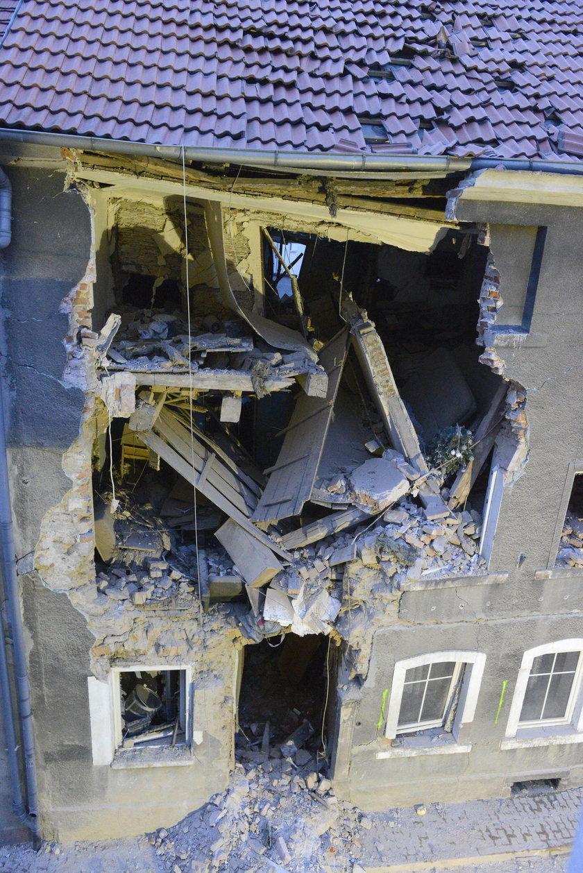 Wybuch w Mirsku