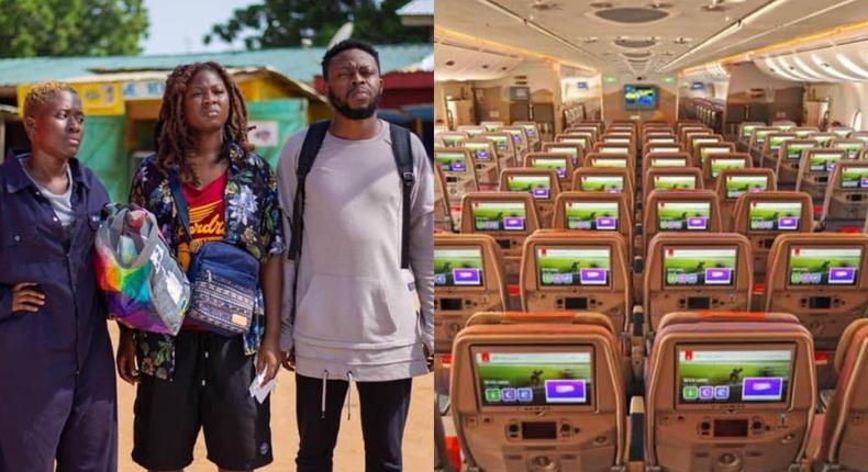 Ghanaian movie 'Away Bus' makes first appearance on Emirates, here's how passengers can watch