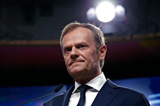 Fogiel o wystąpieniu Tuska: Mielibyśmy rozmawiać o debacie z kimś, kto w żywe oczy kłamie Polakom?