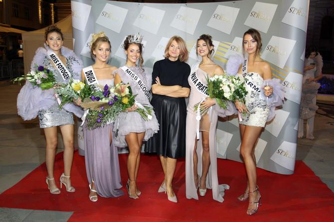 Top pet devojaka  sa Marijom Šabić