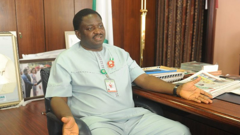 Mr Femi Adesina, the Special Adviser to the President on Media and Publicity (Premiumtimes)