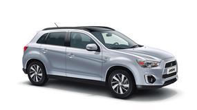 Dwie nowe wersje Mitsubishi ASX
