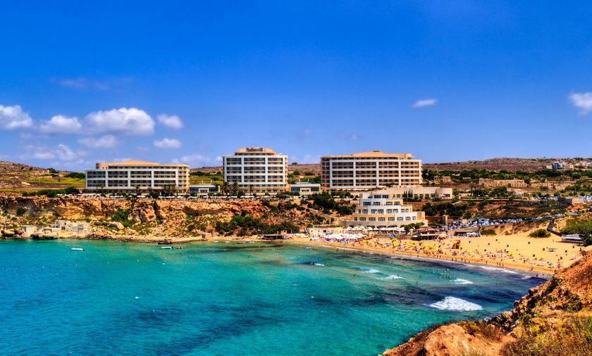 Wakacje 2021. Malta dopłaci turystom do pobytu w hotelu