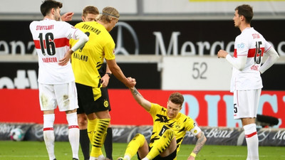 Dortmund wait on Reus, Hummels with Sancho to miss City clash