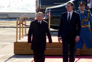 Serbia zbroi się z rosyjską pomocą