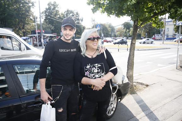Toma Panić i Zorica Marković