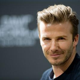 David Beckham najseksowniejszym mężczyzną na świecie