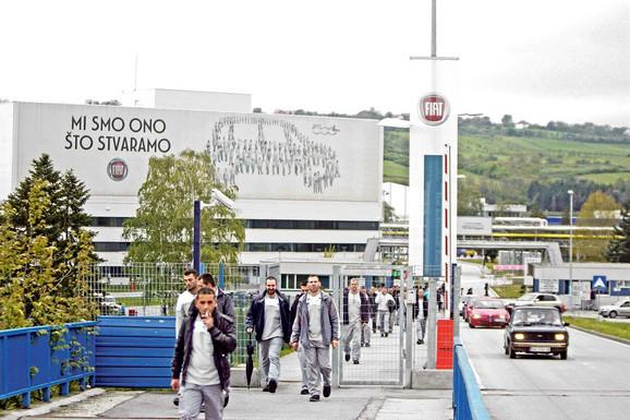 Radnici su zabrinuti zbog šturih i opštih informacija koje stižu iz uprave u Italiji