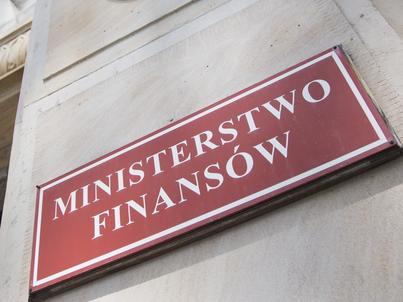 MF na koniec sierpnia na rachunkach budżetowych miał 76 mld zł