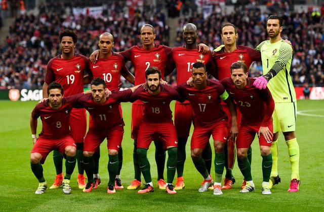 Fudbalska reprezentacija Portugala