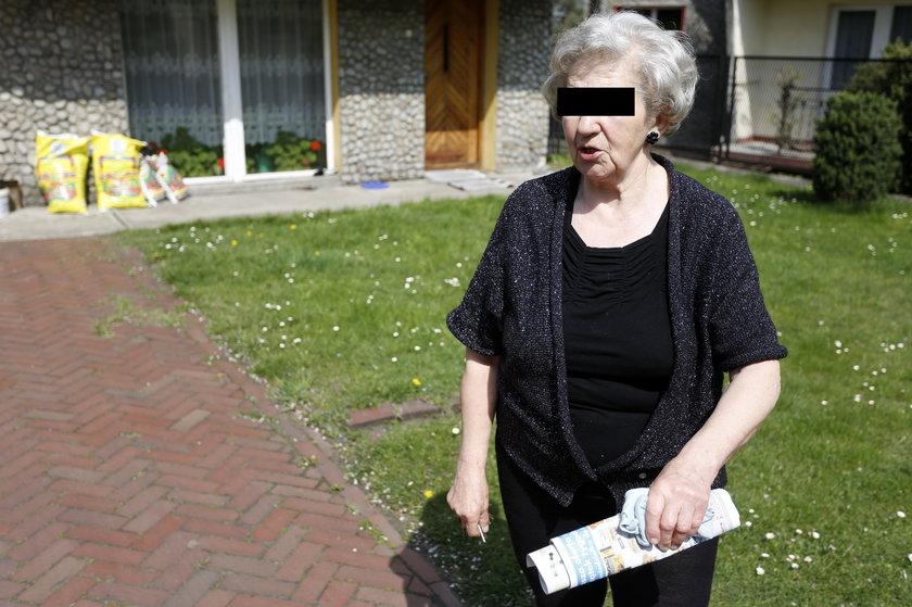 Będzin. Sąsiadka zaatakowała sąsiadkę bronią gazwoą
