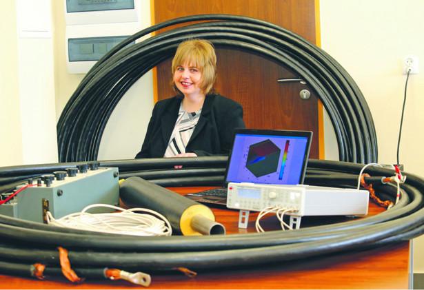 Dr inż. Aneta Bugajska z Politechniki Świętokrzyskiej