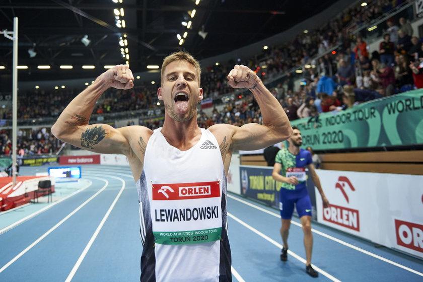 Marcin Lewandowski kolejny rok z rzędu wyjechał na zgrupowanie do Szwajcarii, do Sankt Moritz