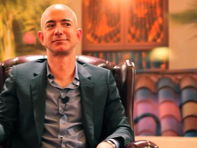Założyciel Amazona Jeff Bezos