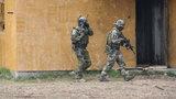 Żołnierze GROM-u ćwiczyli w Małopolsce