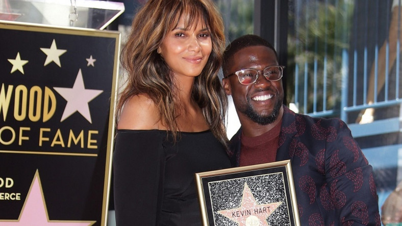 Halle Berry i Kevin Hart