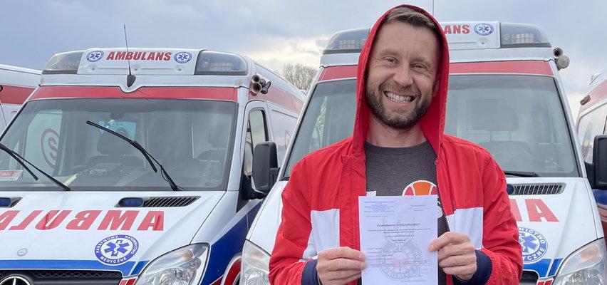 44-letni dziennikarz TVP zmienia zawód. Właśnie zdał na medycynę... na Słowacji. Zdradził nam, dlaczego to zrobił