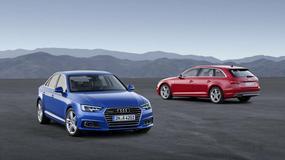 Nowe Audi A4 oficjalnie - pierwsze zdjęcia!