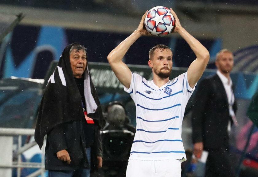 Tomasz Kędziora (26 l.) zadebiutuje w Lidze Mistrzów.