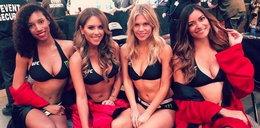 Zobacz piękne Ring Girls UFC