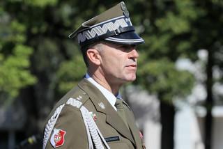 Nowy dowódca operacyjny Tomasz Piotrowski przejął obowiązki
