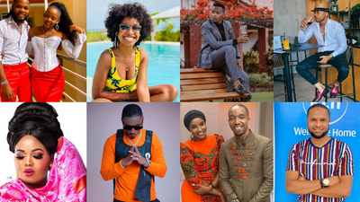 Most stylish Celebrities in East Africa