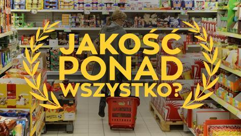 Polska może stracić na konflikcie o jakość produktów, bo jesteśmy dużym eksporterem żwyności