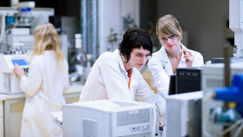 nauka, technologie, laboratorium