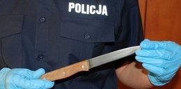 Wbił koledze nóż w twarz na spotkaniu służbowym. Ujdzie mu to na sucho