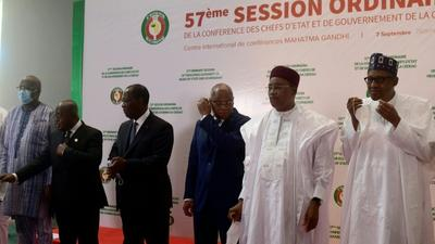 Return Guinea to constitutional rule within 6 months – ECOWAS instructs Guinea military